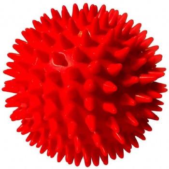 Plastic Foot 6.5cm/9cm Spiky Massage Ball exercises Fitness Custom Massage Ball