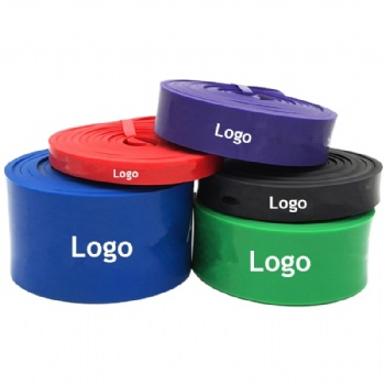 Private label Custom logo high quality elastic bands power band