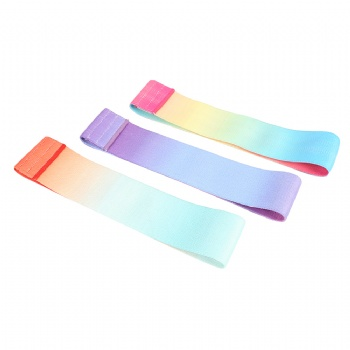Resistance Band Wholesale Fitness Fabric Non Slip Hip Bands for Booty Resistance Workout Bands