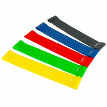 Resistance Bands Exercise Loops,Workout Booty Loop Bands with customized carry bag