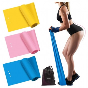 Resistance Bands Exercise flat resistance band Professional TPE Non-Latex Elastic Exercise Bands