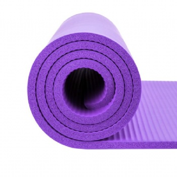 Thick 10-15 mm Yoga Mat  high quality NBR Yoga Mat