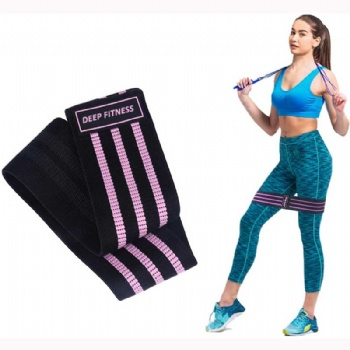 Wholesale High Quality Fabric Resistance Bands Gym Equipment Workout Bands Resistance Bands Resistance