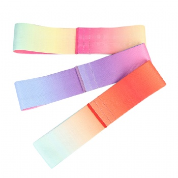 Workout Exercise Hip Bands Fabric Resistance Hip Loop Booty Bands for Women