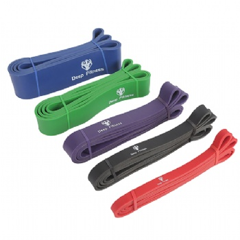 Workout Latex Pull Up Assist Band Resistance Loop Bands