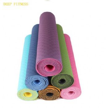 Non-Slip Exercise PVC Yoga Mat