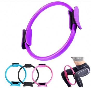 Yoga training Dual Grip Handles pilates ring magic circle