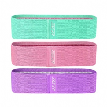 fabric resistance hip bands circle for women and men