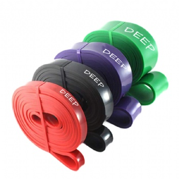 pull up band wholesale latex expander band weightlifting bands weight rack resistance